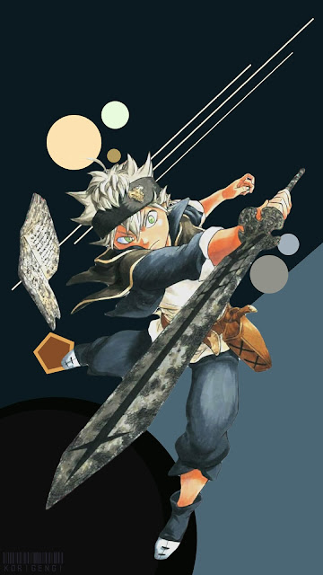 asta black clover wallpaper