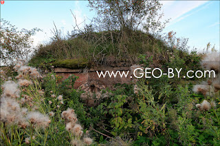 Wojciechowo (Novospask). Tenth located German bunker from the First World War