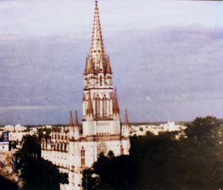 Image contains st.lourdes church