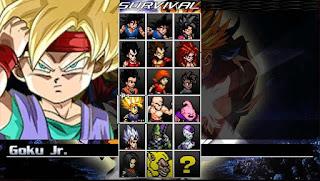Dragon Ball GT Mugen JUS EDITION DirectX +[DOWNLOAD]