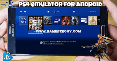 PS4 Emulator Games For Android