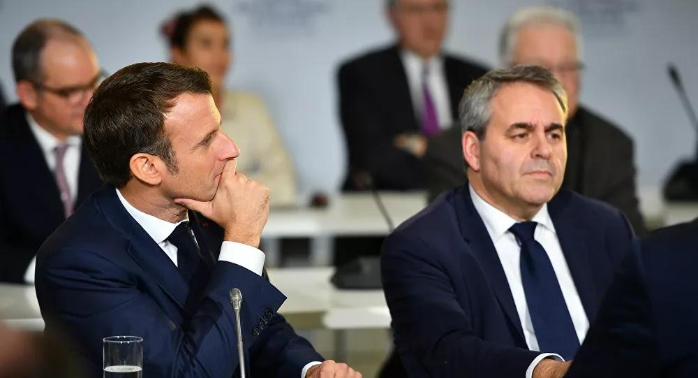 Actu-politique : La sécurité «immense faillite» de Macron, selon Xavier Bertrand