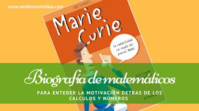 Matemáticas vivas, o disfrutando y aprendiendo matemáticas, libros vivos, TED matematicas, Educando con cuentos, biografias matematicas, cuentos para aprender ciencias