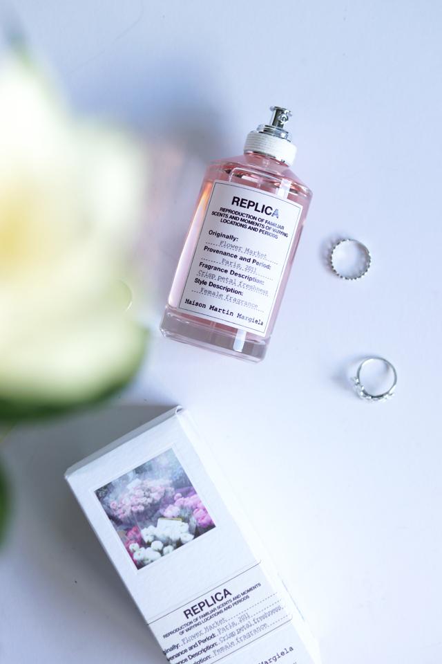 Hello Freckles Maison Martin Margiela Flower Market Perfume