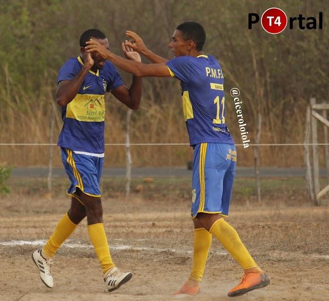 Pé do Morro e Piçarra FC fazem clássico sábado (02) valendo liderança do Grupo A do Torneio do Alto
