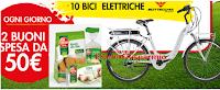 Logo Concorso ''Vinci con Céréal'': buoni spesa da 50€ e 10 bici elettriche Bottecchia! Anticipazione
