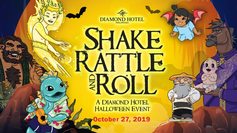 2019 Halloween Trick Or Treat Events In Manila Mommy