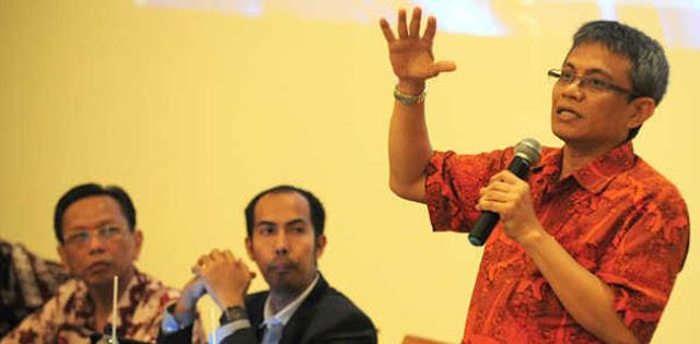 Didik J Rachbini: Kebijakan Sudah Ditanggapi Terserah, Harus Hati-hati Pemerintah