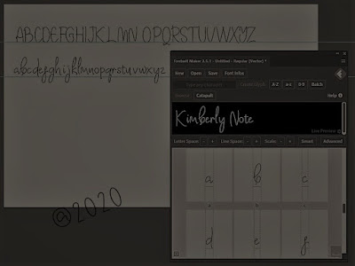 #make fontself