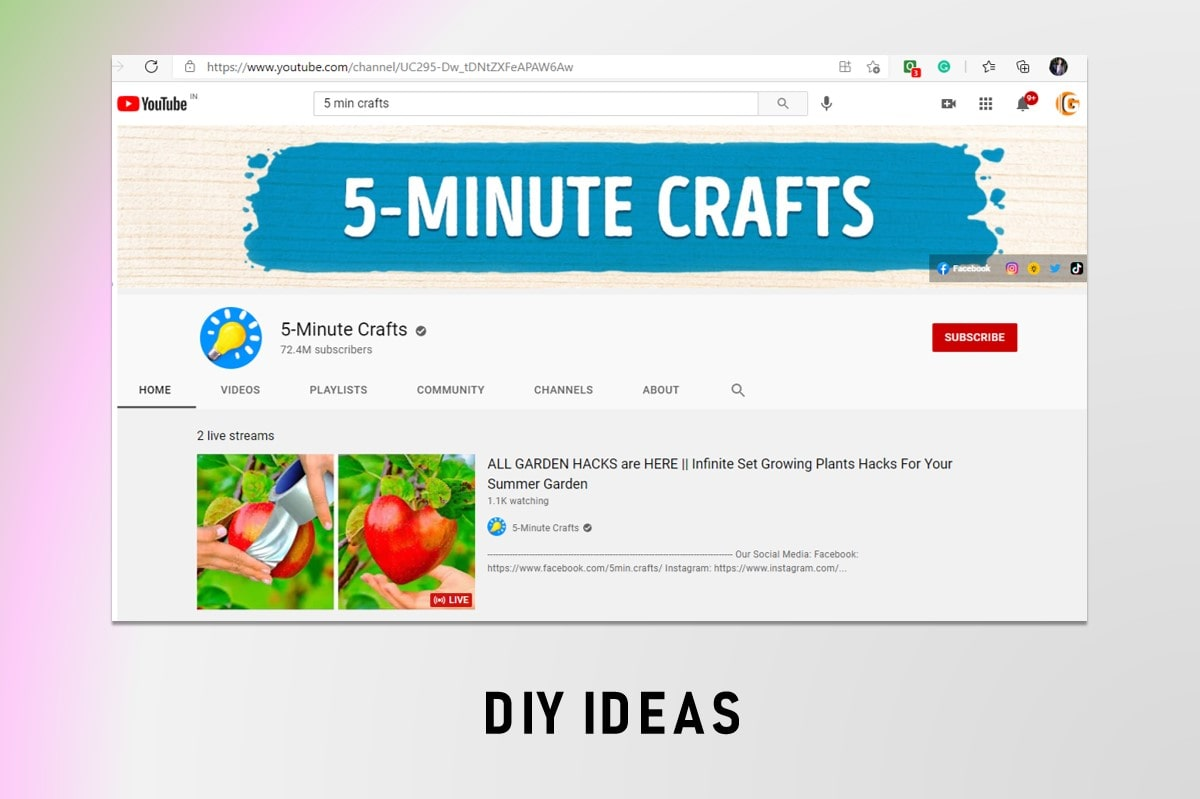 youtube channel ideas withou showing your face