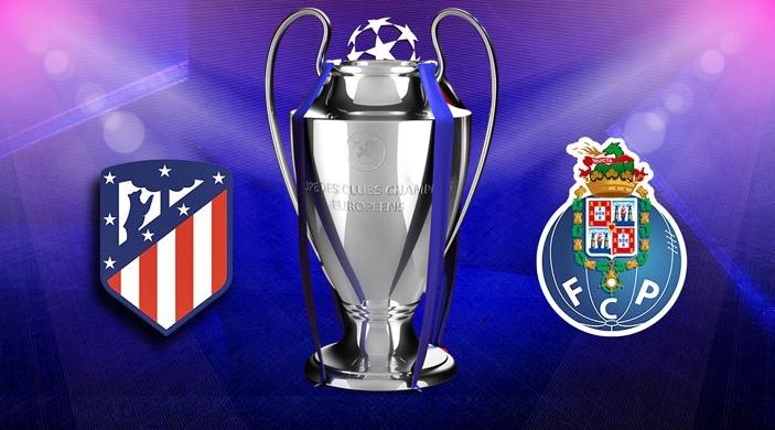 موعد مباراة أتلتيكو مدريد ضد بورتو في دوري أبطال أوروبا و القنوات الناقلة