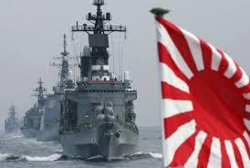 Jepang Aktifkan Kembali Angkatan Laut Sejak Perang Dunia II