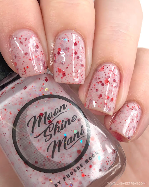 Moon Shine Mani When Loved Ones Are Near 25 Sweetpeas
