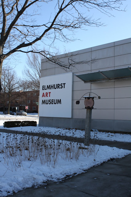 Elmhurst Art Museum in Elmhurst, Illinois
