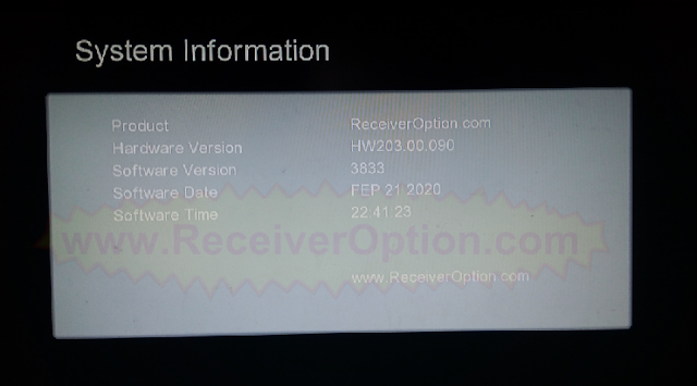 GX6605S HW203.00.090 HD RECEIVER CLINE OK NEW SOFTWARE