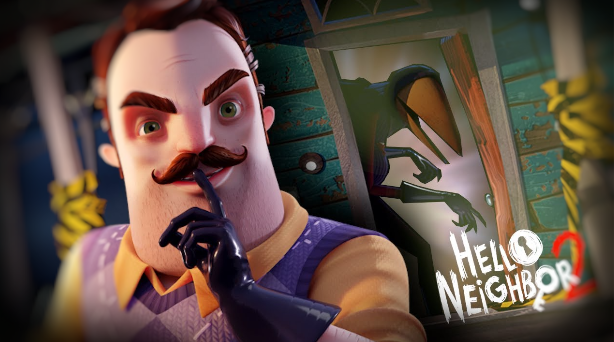 تحميل تحديث لعبة هالو نيبور Hello Neighbor للاندرويد مجانا