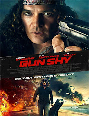 pelicula Gun Shy (2017)
