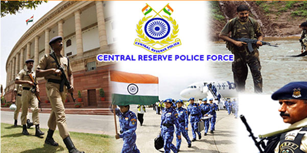 CENTRALARMED POLICE FORCES