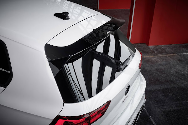 VW Golf GTI Mk8 OETTINGER - fotos e detalhes