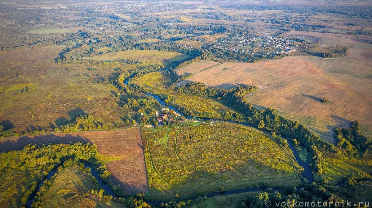 Излучина реки Анграппа
