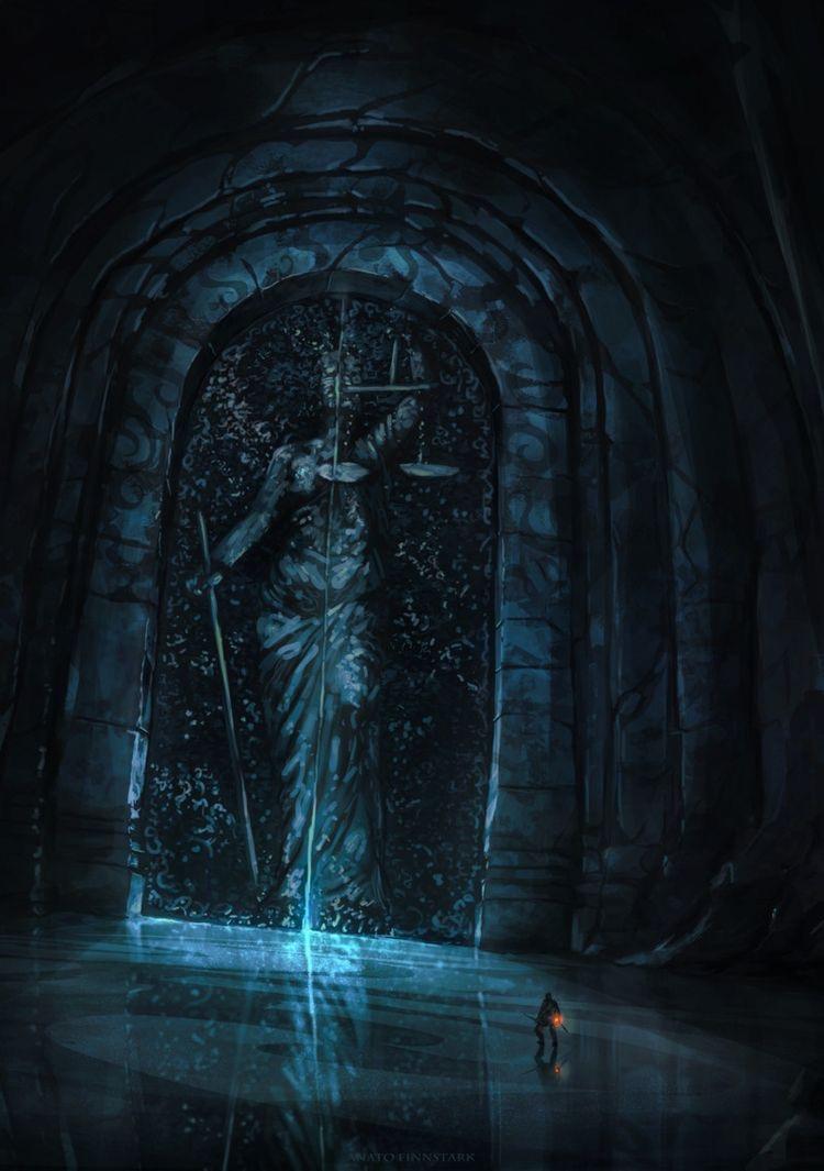 Dark Age Art