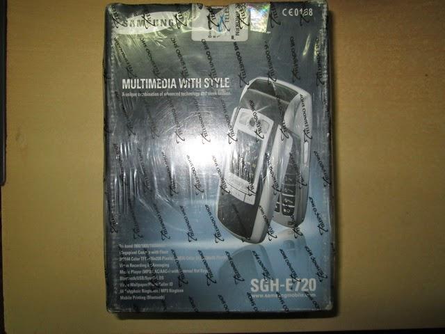 hape jadul Samsung SGH-E720