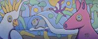 Bondi Street Art   Brentos