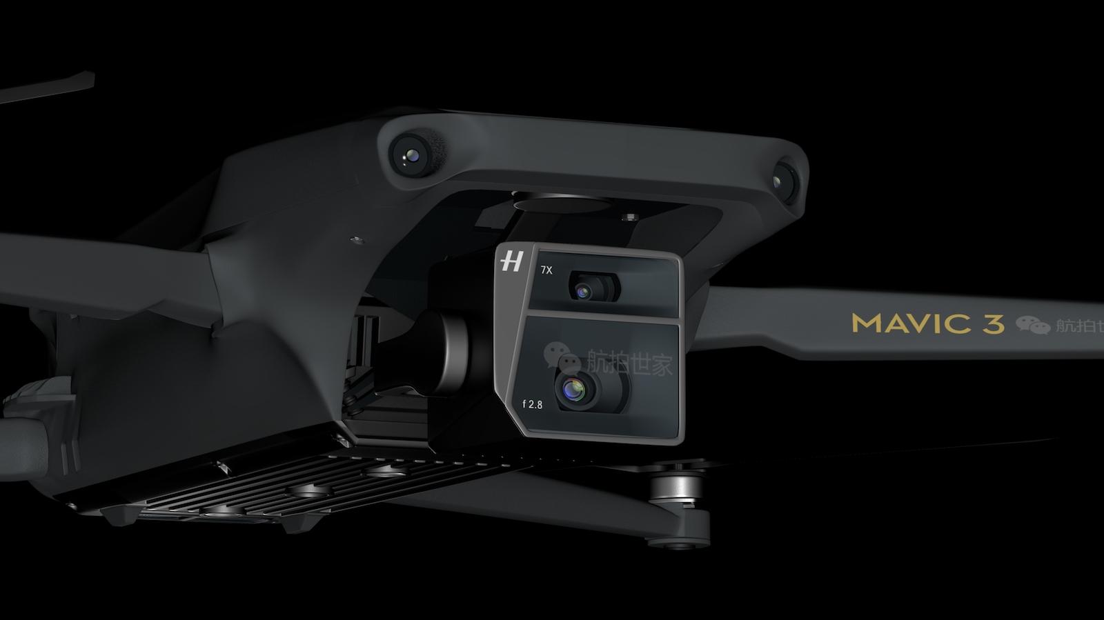 Камеры квадрокоптера