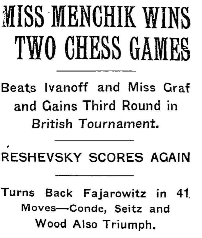 Une affiche sur les échecs