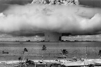 Apa Perbedaan Bom Biasa dengan Bom Nuklir?