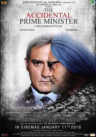 The Accidental Prime Minister 2019 Full Hindi Movie Download Hd In pDVDRip