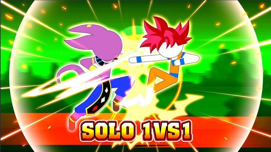 download Stick Battle Fight Mod apk v1.6 (Unlimited Money & Full Karekter) 2