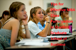 Tips for Effective Class Participation in Business School