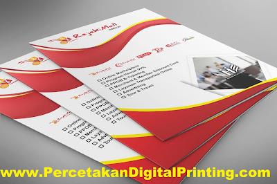 Contoh Desain MAP RAPORT K13 Dari Percetakan Digital Printing Terdekat