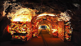 Second Largest Salt Mine
