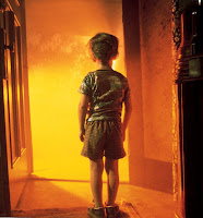 close encounters orange door scene