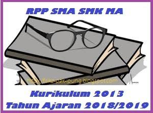 RPP Bahasa Inggris Kelas XII Kurikulum 2013 Revisi 2018