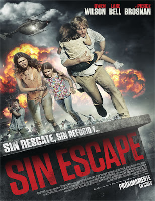 No Escape (Golpe de estado) (2015)