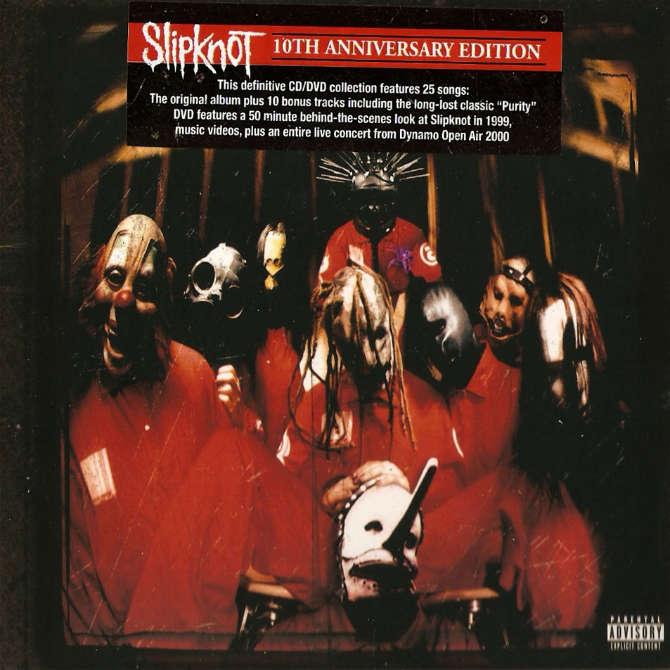 DO SLIPKNOT COMPLETO BAIXAR CD 2012
