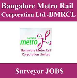 Bangalore Metro Rail Corporation Limited, BMRCL, BMRC, Metro Rail, surveyor, 12th, Karnataka, freejobalert, Sarkari Naukri, Latest Jobs, bmrc logo