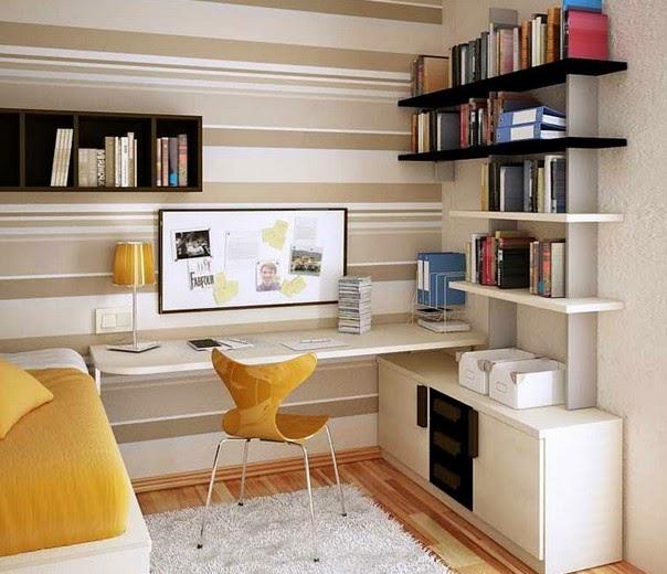 Image result for ruang kerja pribadi di rumah