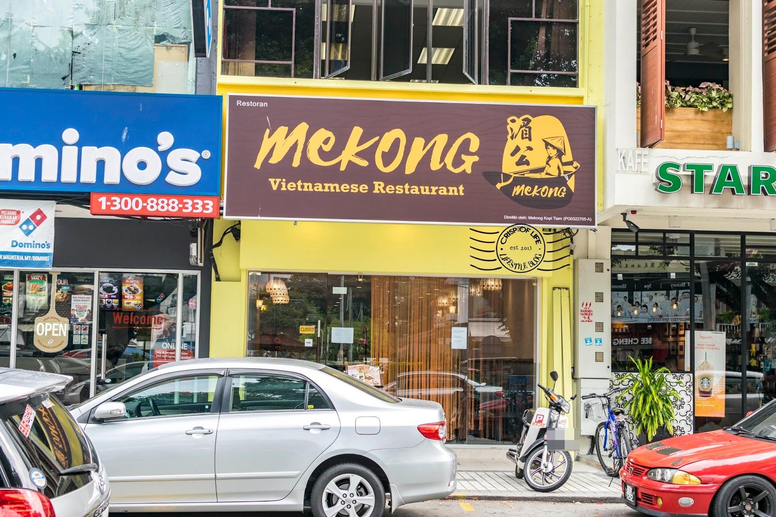 Mekong Vietnamese Restaurant Burmah Road Penang