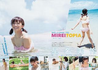 Mirei Hoshina: MIREITOPIA 2016 Photobook