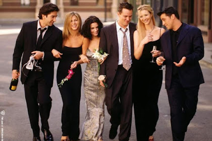Friends Tv Series All Seasons With English Subtitles Download In 720p