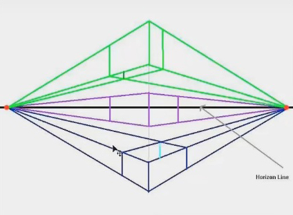 Dasar dasar compositing Perspektif