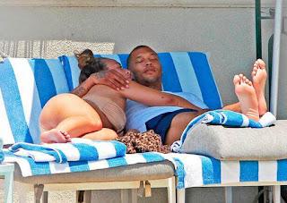 Hot felon Jeremy Meeks splits from wife