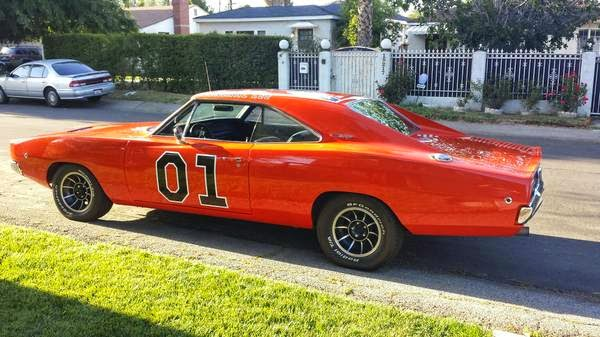 1968 Dodge Charger Rt 440 Buy American Muscle Car