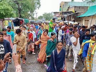मेघनगर धूमधाम से मनाया गया विश्व आदिवासी दिवस