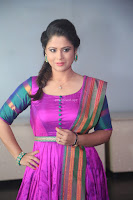 Shilpa Chakravarthy in Purple tight Ethnic Dress ~  Exclusive Celebrities Galleries 080.JPG