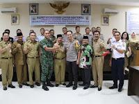 Persiapan Arus Mudik 1440 H, Polresta Bandar Lampung Laksanakan Rakor Lintas Sektoral